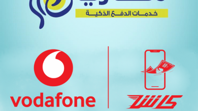 Masary and Vodafone Cash